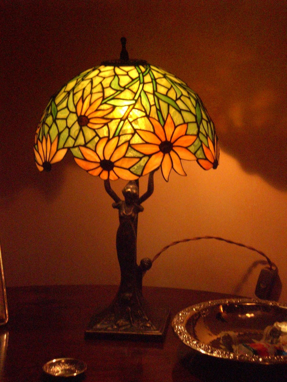 Vetrate Artistiche Belle Epoque: Lampade Tiffany