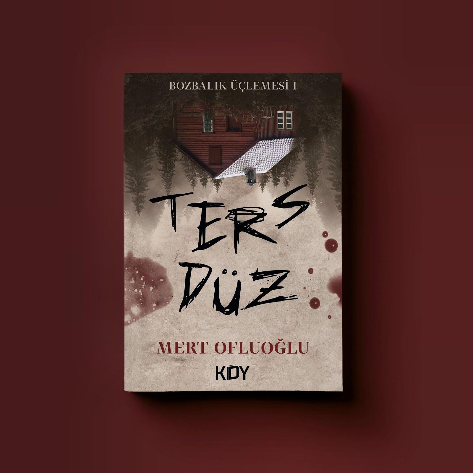 TERS DÜZ'ÜN YEPYENİ BASKISI KİTAPYURDU'NDA!