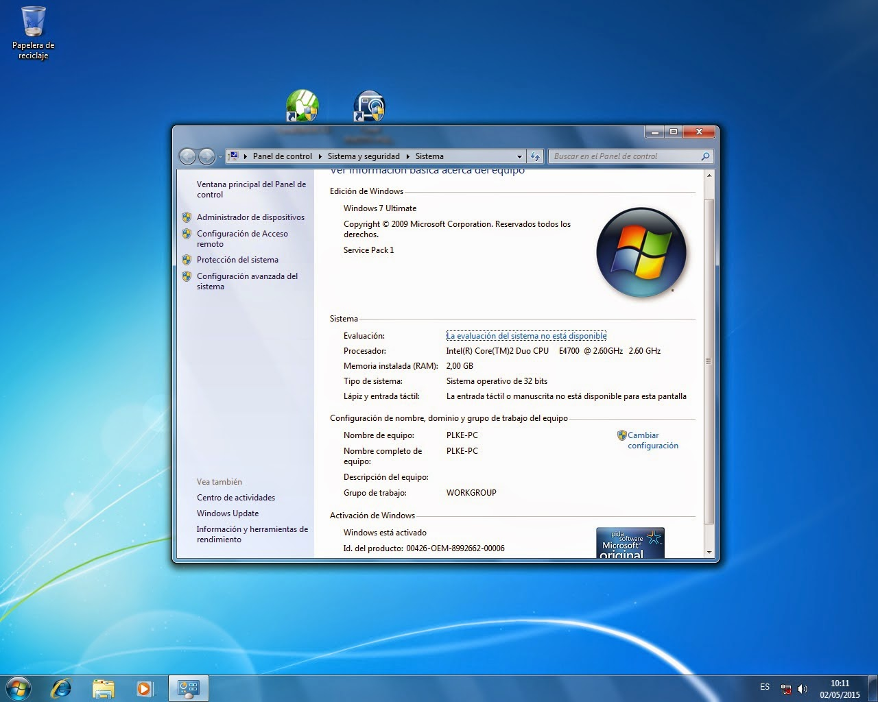 Instalar Scaner Genius colorpage HR6X slim para Windows 7