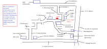 Peta Lokasi Gereja