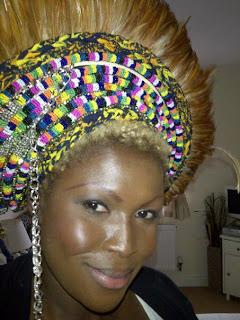 Anita Quansah work-in-progress - iloveankara.blogspot.co.uk