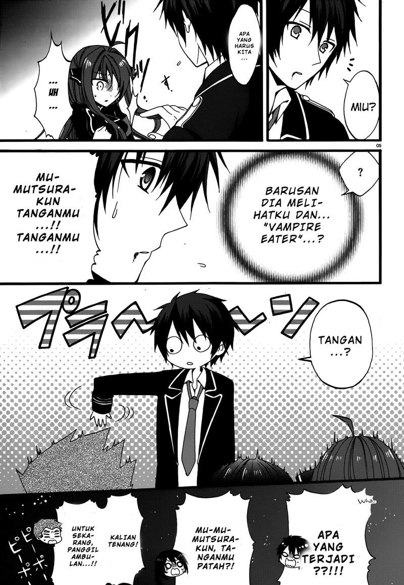 Komik dracu riot 005 6 Indonesia dracu riot 005 Terbaru 5|Baca Manga Komik Indonesia|