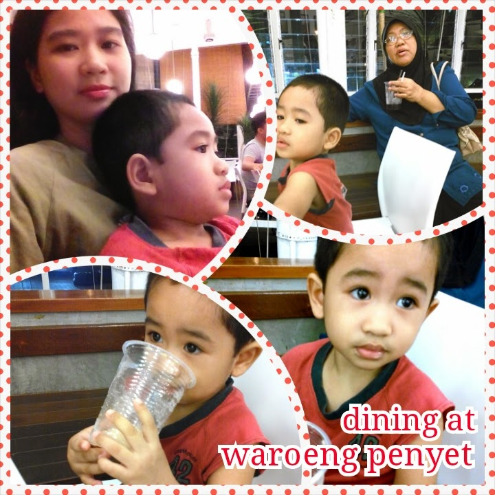 Lagi Waroeng Penyet, MBO Klang