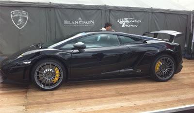 2011 Lamborghini Gallardo LP570-4 Blancpain