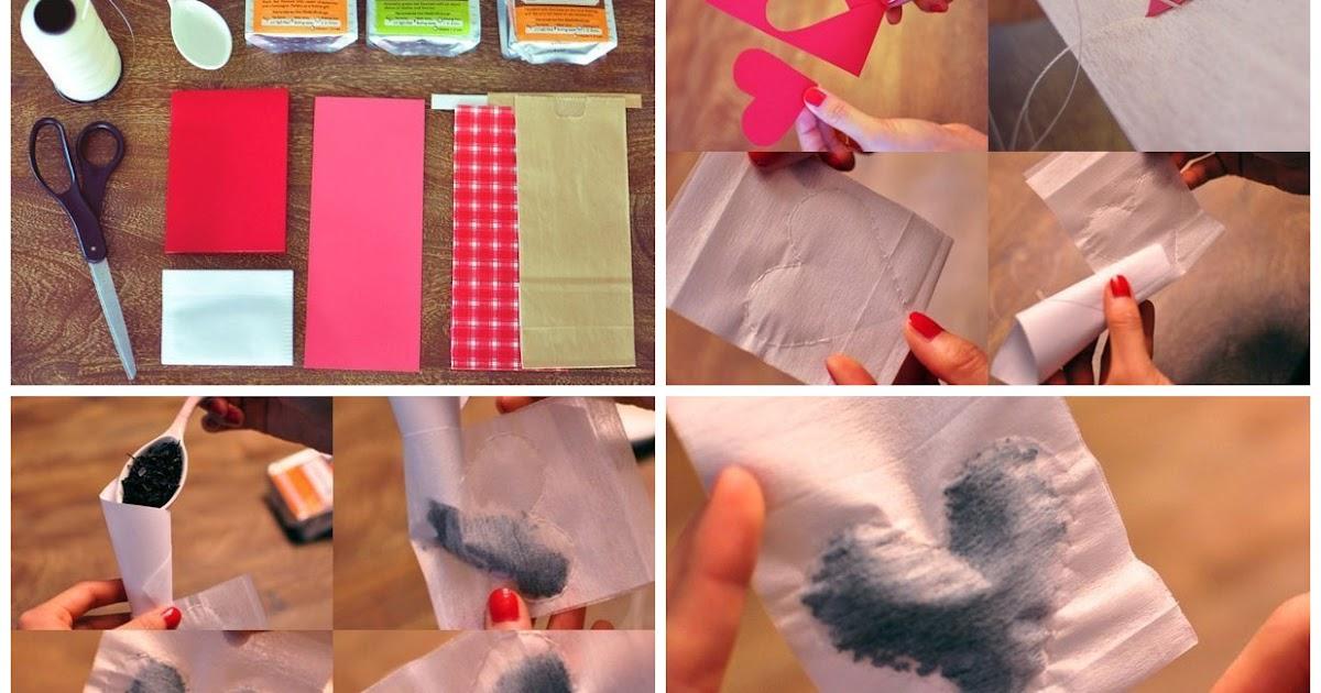 Как сделать пакетик для чая своими руками