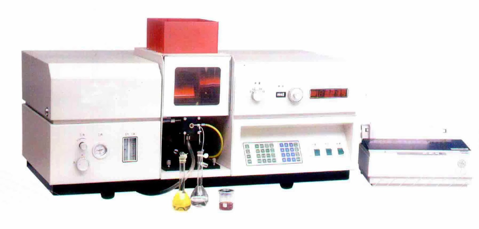 Graphite furnace atomic absorption spectrophotometry