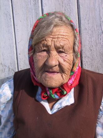 Woman Russian Old 35