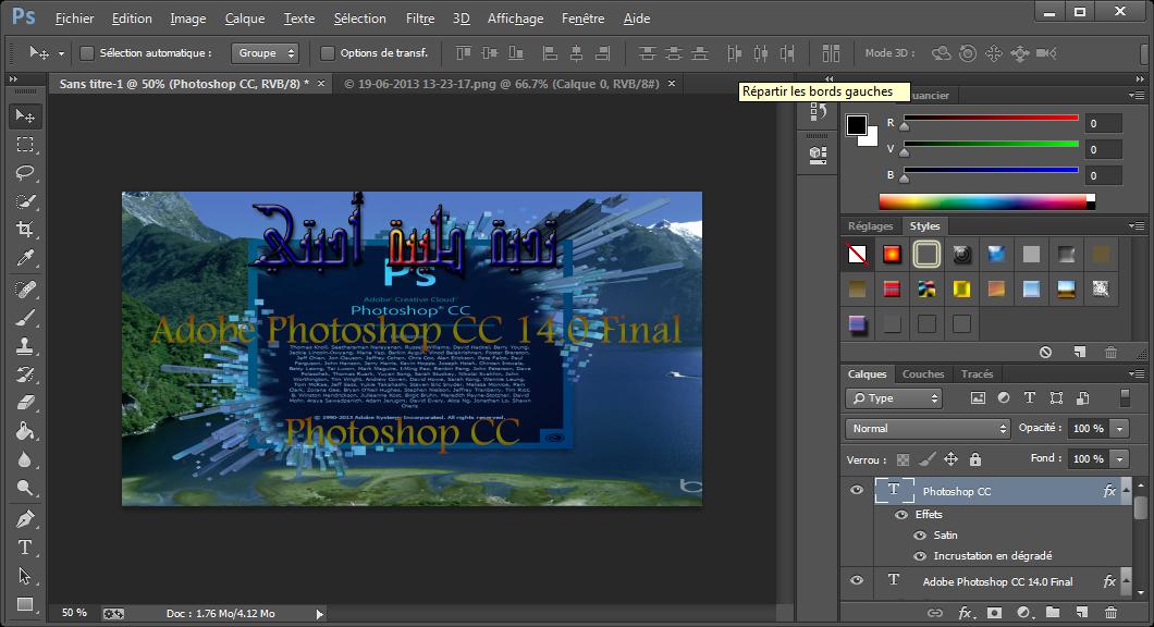 Download Adobe Photoshop CC Lite Portable - Hasan14