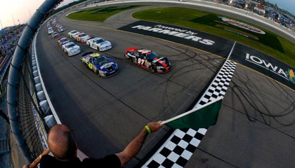#NASCAR Pro Series East vs West<br> Who Will Win in Iowa?