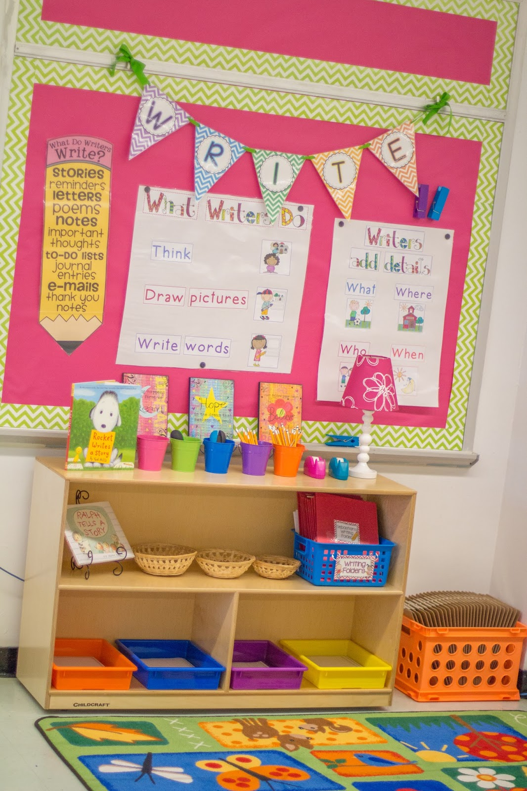 Classroom Writing Ideas ~ Mrs ricca s kindergarten classroom organization freebies