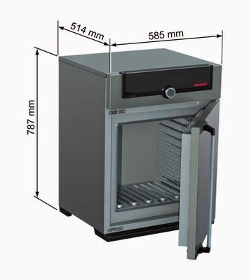 universal oven laboratorium