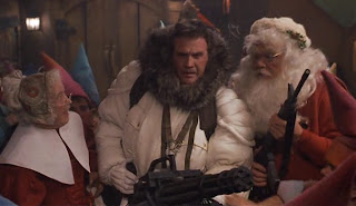 Lee Majors in The Night The Reindeer Died