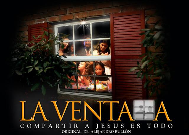 La Ventana - Alejandro Bullón (Online) (Película Cristiana)