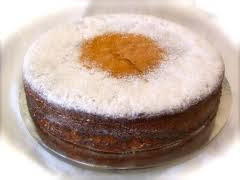 Delicious Orange Almond Cake Image