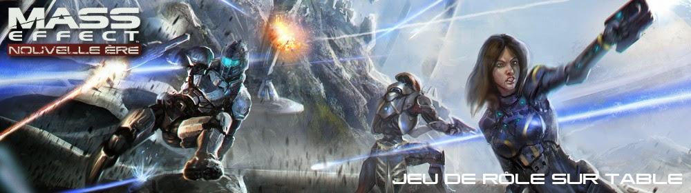 Mass Effect : nouvelle ère - Un JDR basé sur WoD | Jeu de role | Jeu de rôle