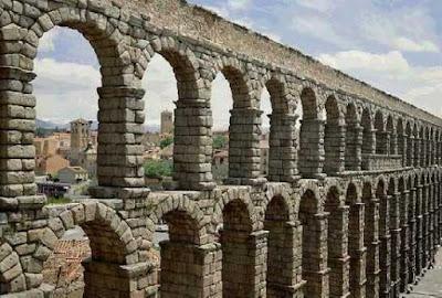 Acueducto de Segovia, La Arquitectura Romana, Que ver en Roma,
