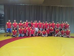 Curso Monitor MMA 2012
