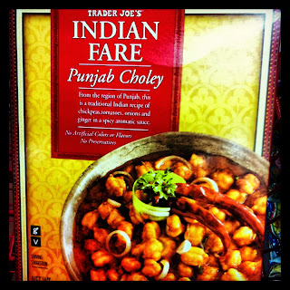 Trader Joe's Indian Fare Punjab Choley