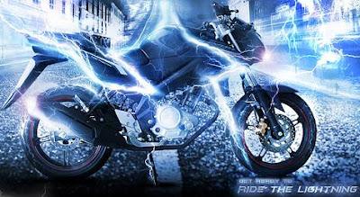Yamaha New Vixion 2012/2013