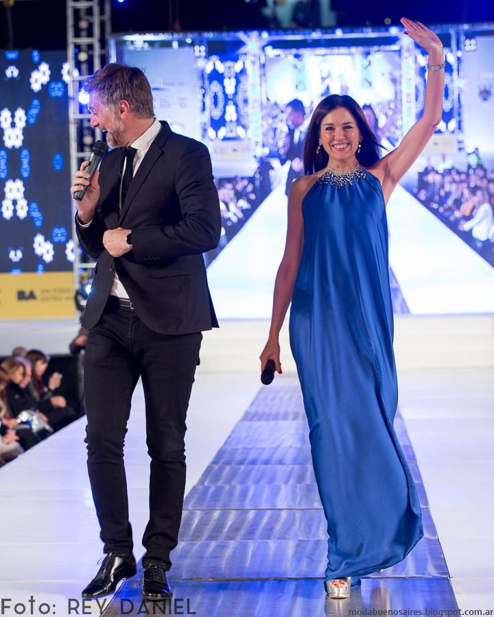 Desfile Moda Look Buenos Aires primavera verano 2016. Moda 2016.