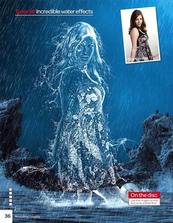 content Photoshop Creative Magazine Issue 103 2013