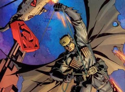 LA VERSIÓN DE BATMAN EN SUPERMAN: HIJO ROJO