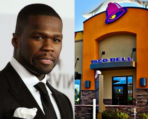 50 Cent VS Taco Bell