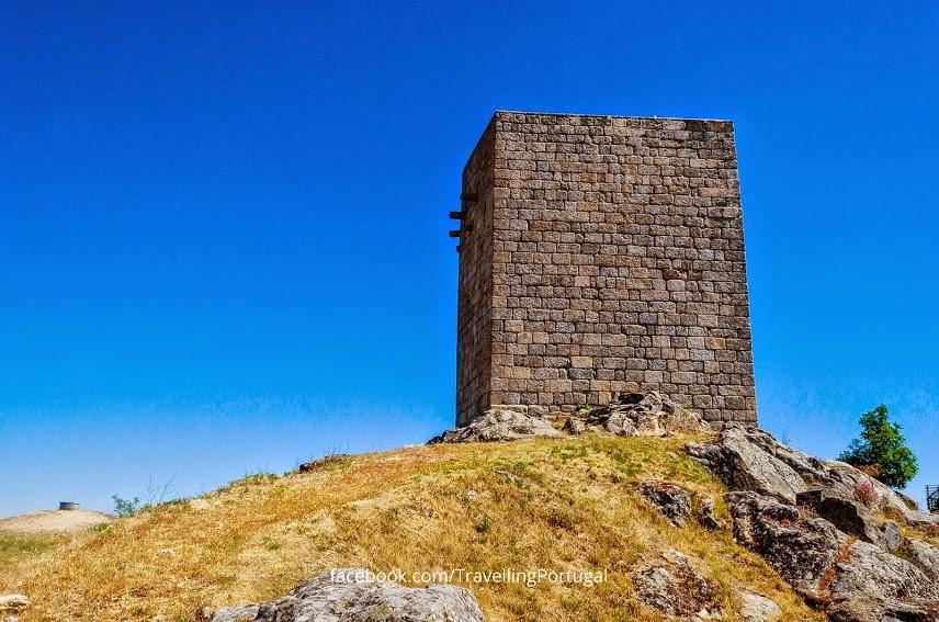 castillo de guarda torre de homenaje