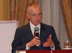 D. Bertrand discursa na abertura da Frente Parlamentar em defesa da vida na ALESP
