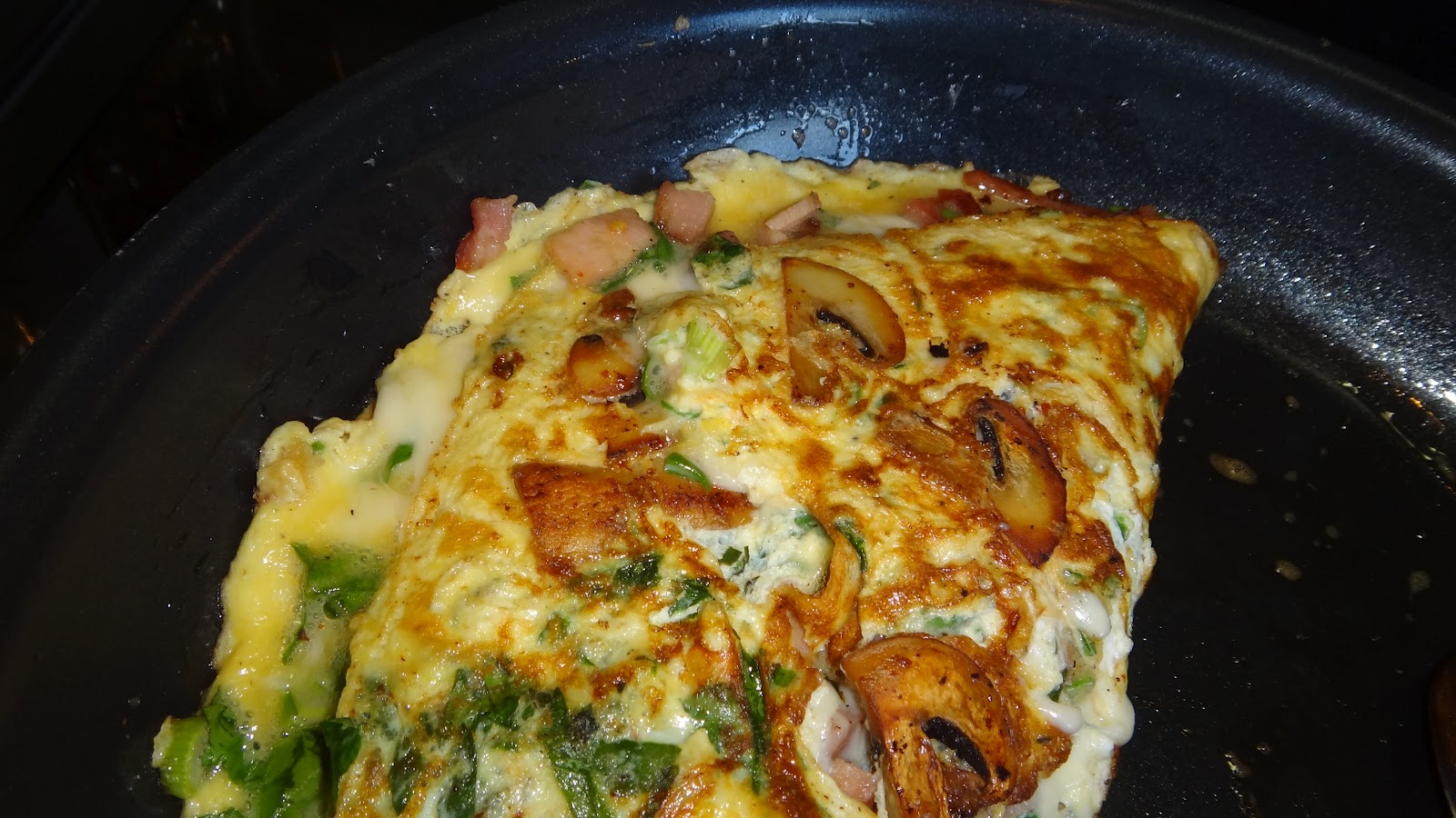 I want to cook that: Toasted Western or Denver Omelet Sandwich