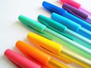 Diversidad en Sexología representada por unos bolis de colores
