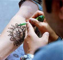 Make Your Own Henna Tattoo Ink Paste