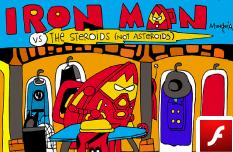 Iron Man contra los Esteroides