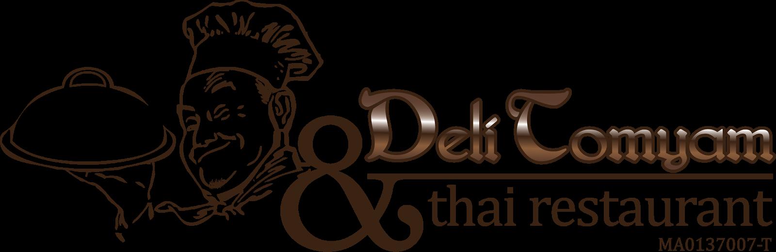 Letter Head for Dek Tomyam - Thai Restaurant. and Xpress Laundry.