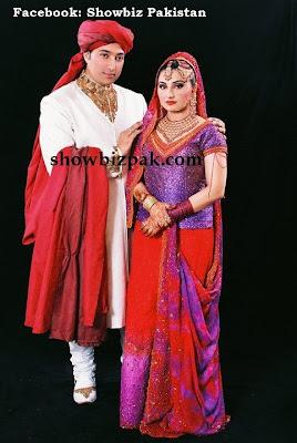 Lively Pakistani Celebrity Wedding Pics