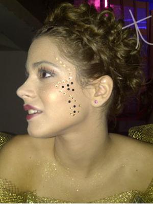 Look Violetta peinados Martina Stoessel