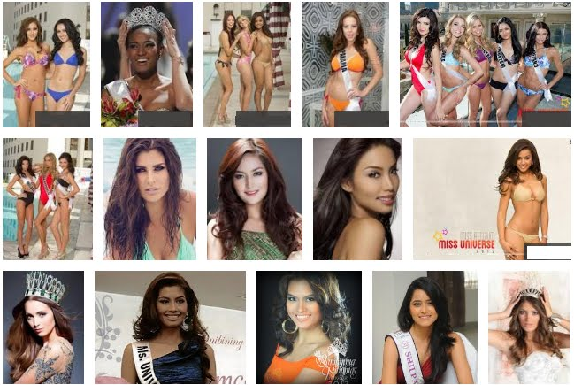 Janine Tugonon on live online airing philippines ABS CBN 2012
