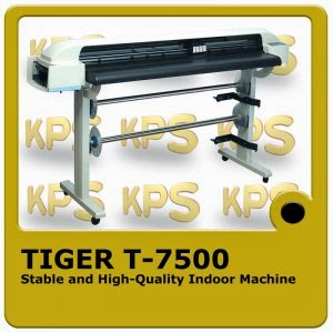 Tiger T7500 Digital Printing