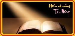 Các bài viết Hiểu và Sống Tin Mừng