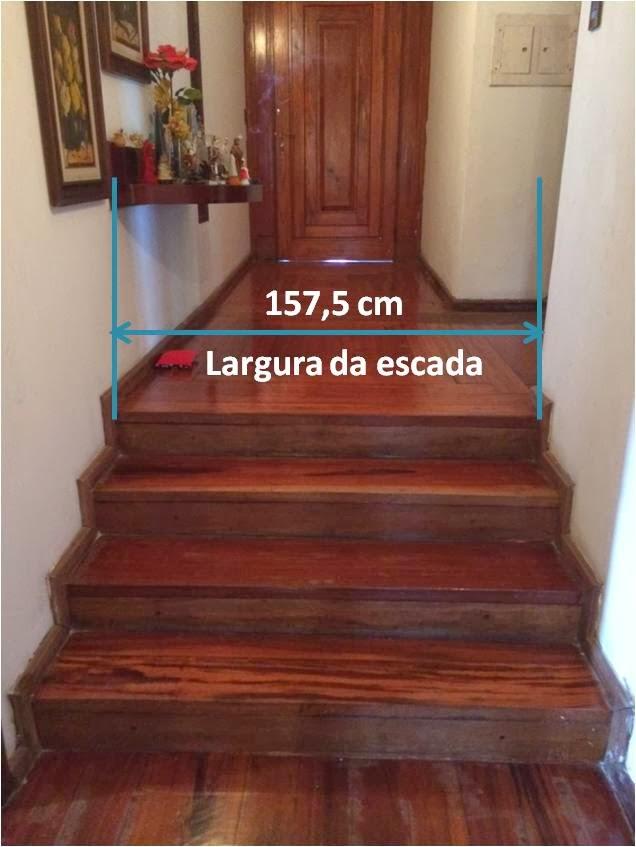 adaptação de escadas