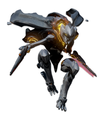 promethean knight halo 4
