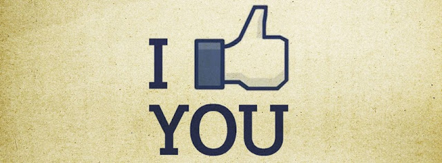 Couverture Facebook I Like You