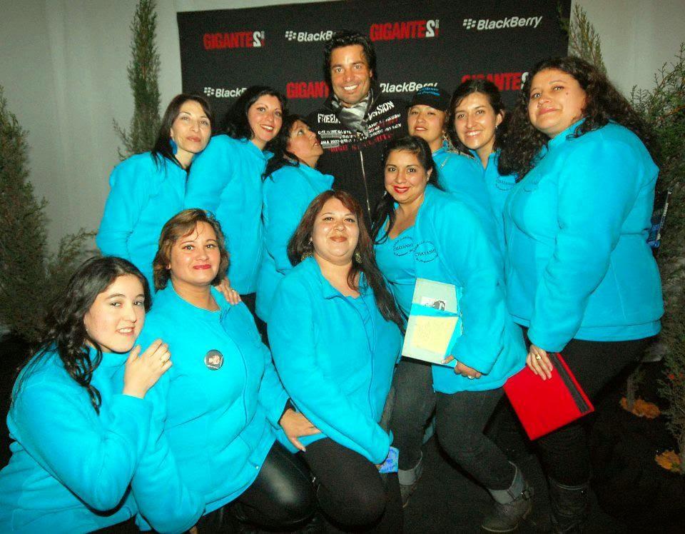 Fans Club Oficial Chayanne Un Conquistador - Chile