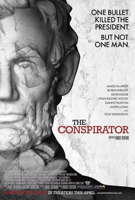 The Conspirator - Hollywood Movies to Watch
