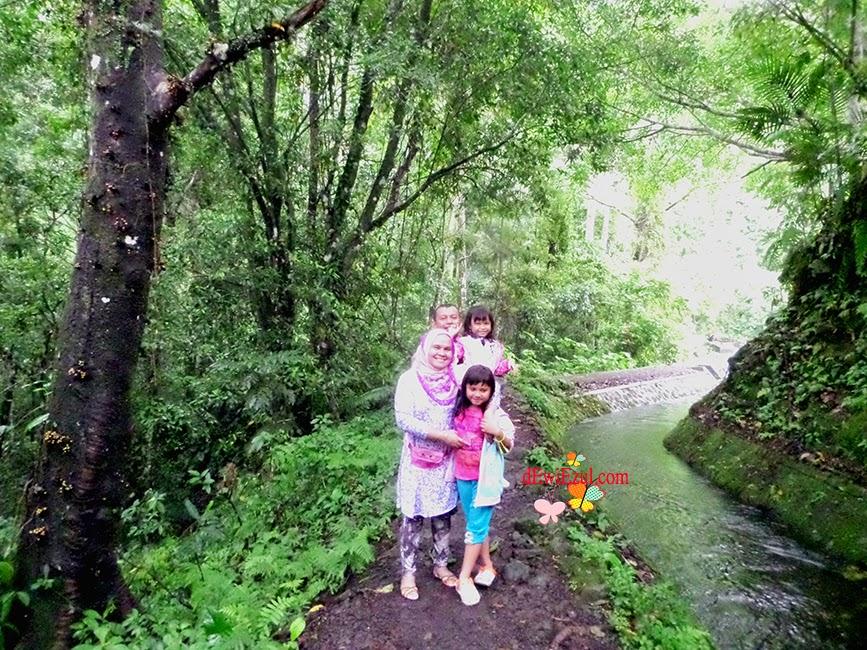 Air terjun sendang gila lombok,pengalaman ke air terjun Tiu Kelep lombok bersama anak,medan tiu kelep lombok