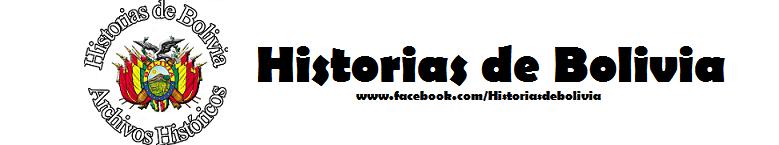 Historias de Bolivia