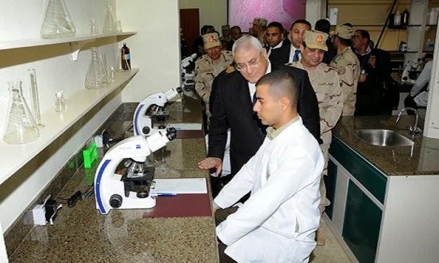 اللواء الدكتور إبراهيم عبد العاطي، صاحب الكشف العلاجي