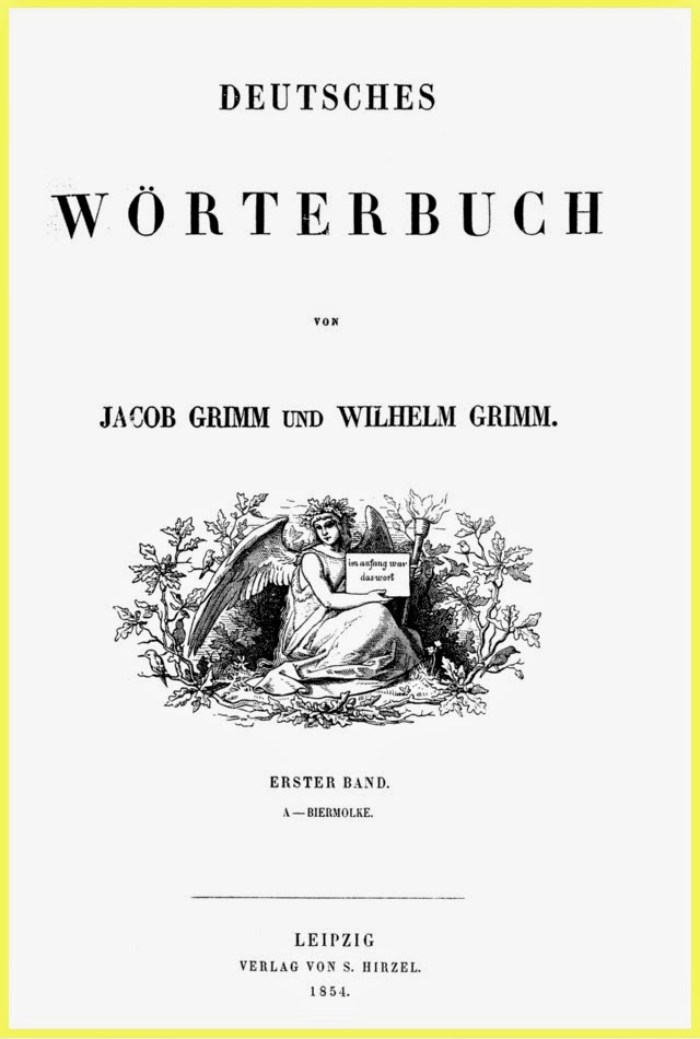 Publicación de los hermanos Grimm