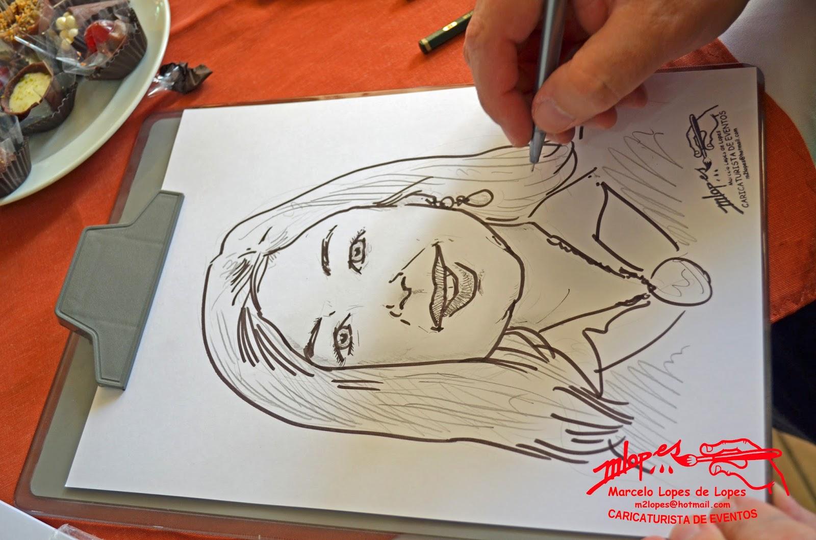 Contrate o caricaturista M2LOPES para sua festa, contato é m2lopes@hotmail.com