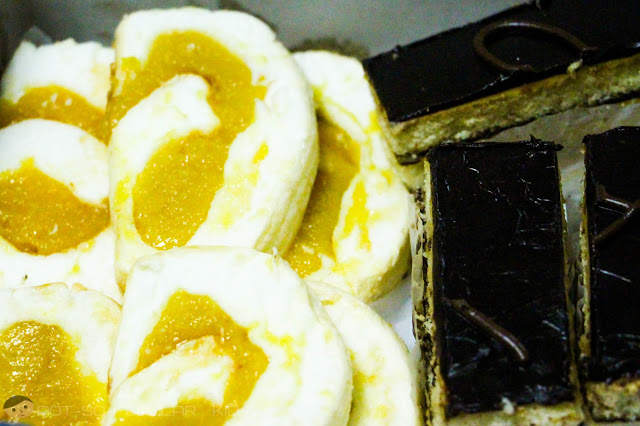Brazo de mercedes and L'Opera Cakes of Sans Rival